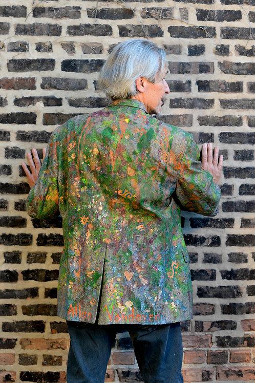 Garden Jacket. Size: 44