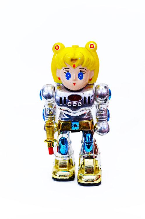 Robot moon