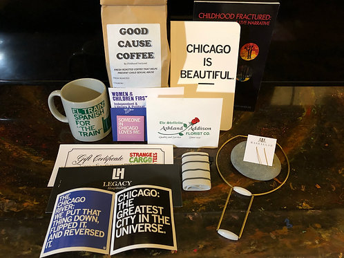 Chicago is Beautiful Swag Bag