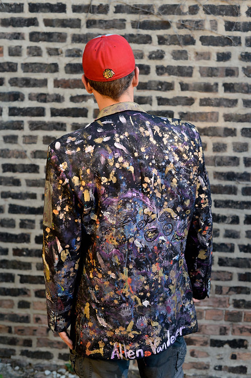 Yes Jacket. Size: 44 L