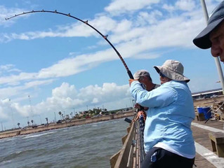 Pattern of good fishing action likely to be interrupted