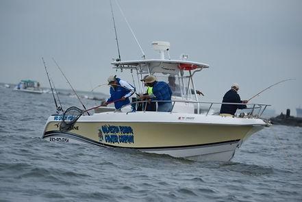 Galveston Fishing Charter Company Offshore Fishing Trip