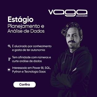 CARD DE VAGAS _ Site _ Estágio Planejame
