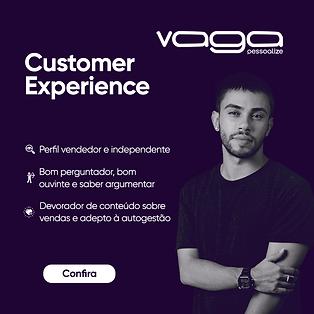 CARD DE VAGAS _ Site _ Customer Experien