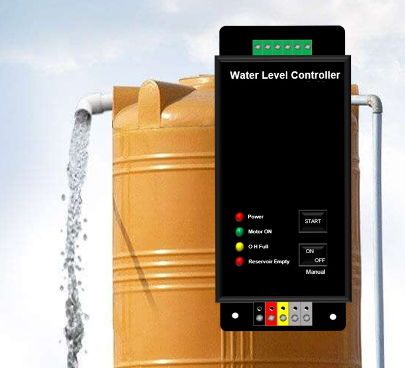 Best Automatic Water Pump Controller In India