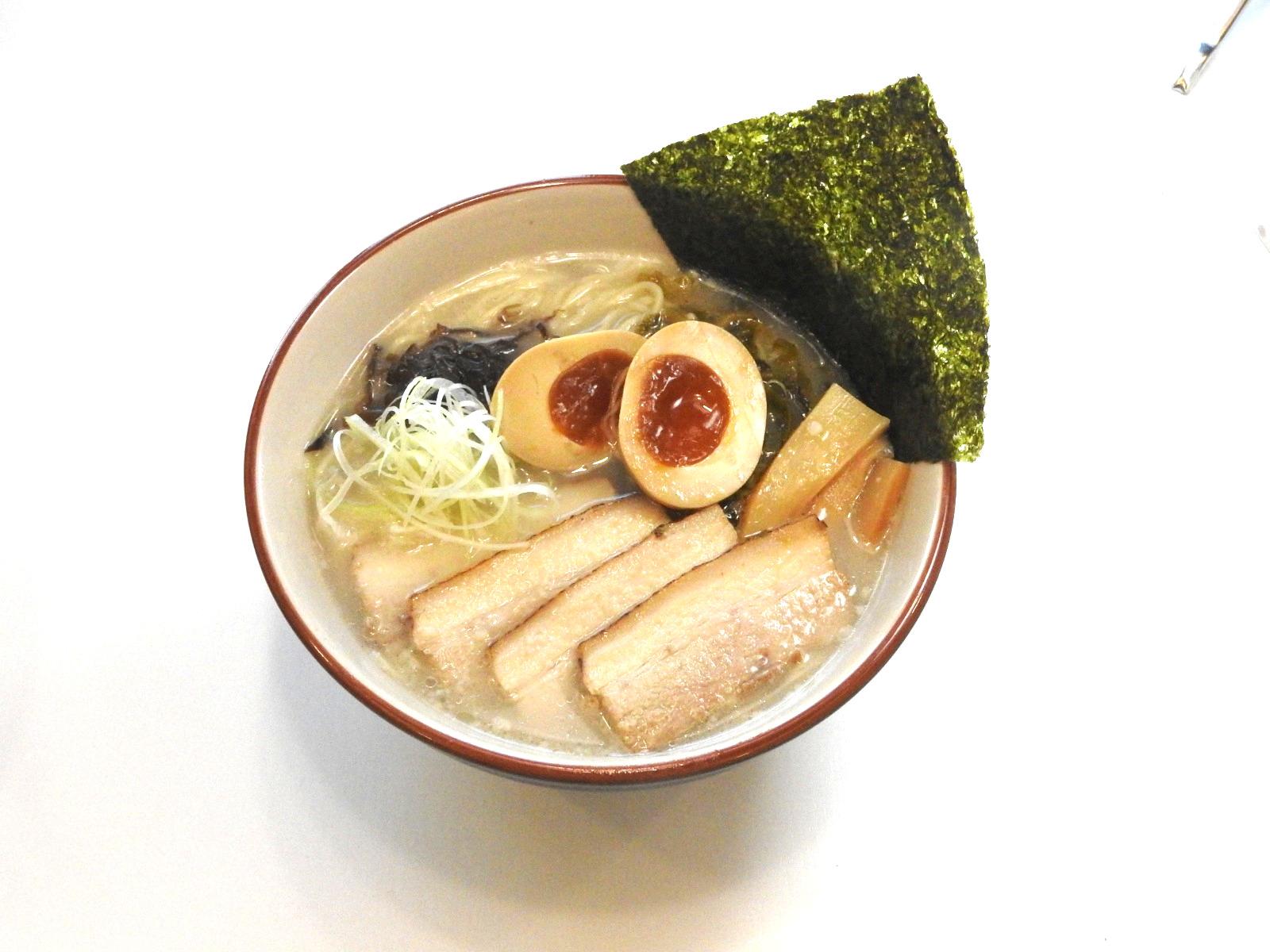Shio Special Ramen