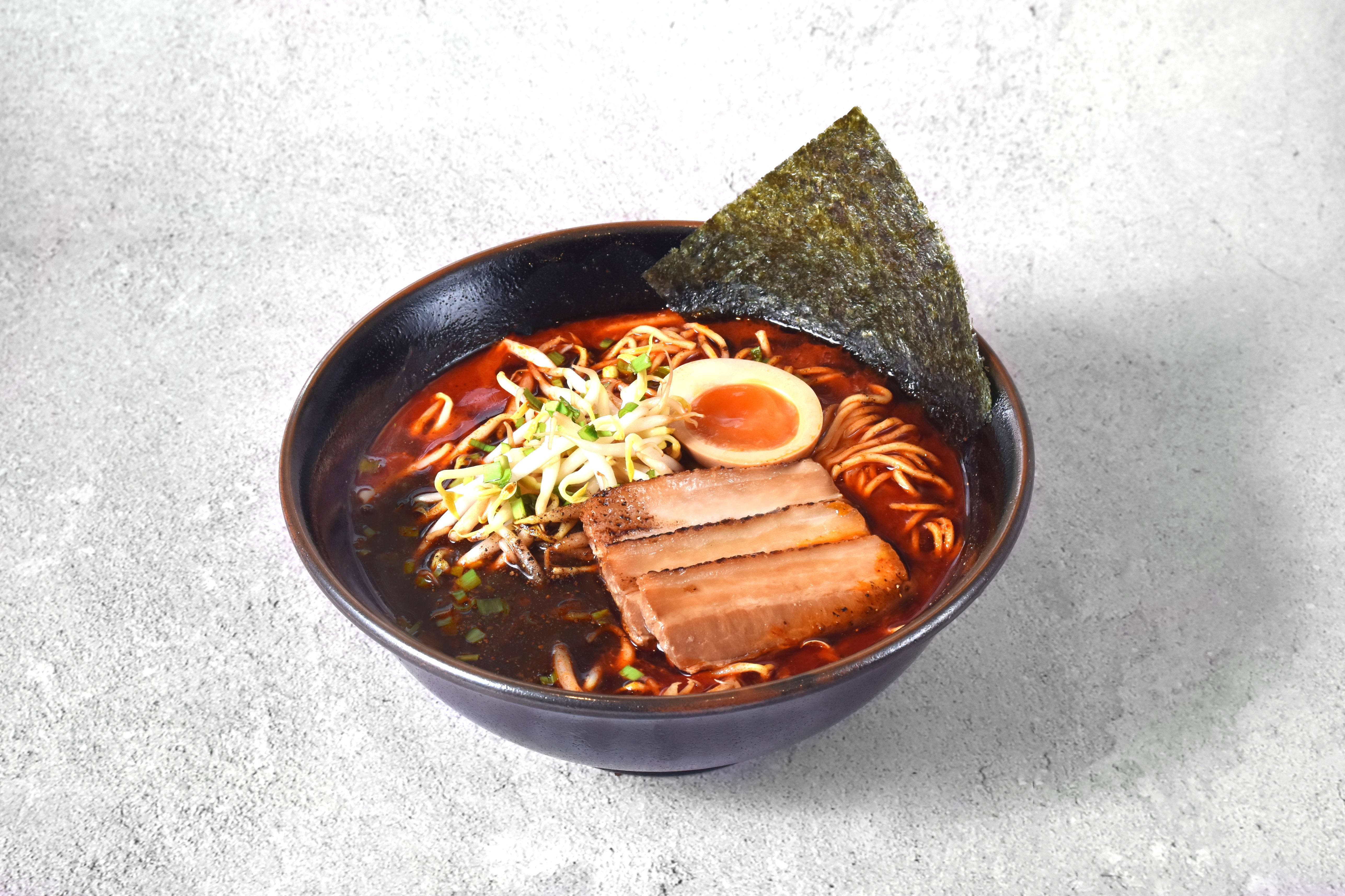 Hokkaido Spicy Miso Ramen