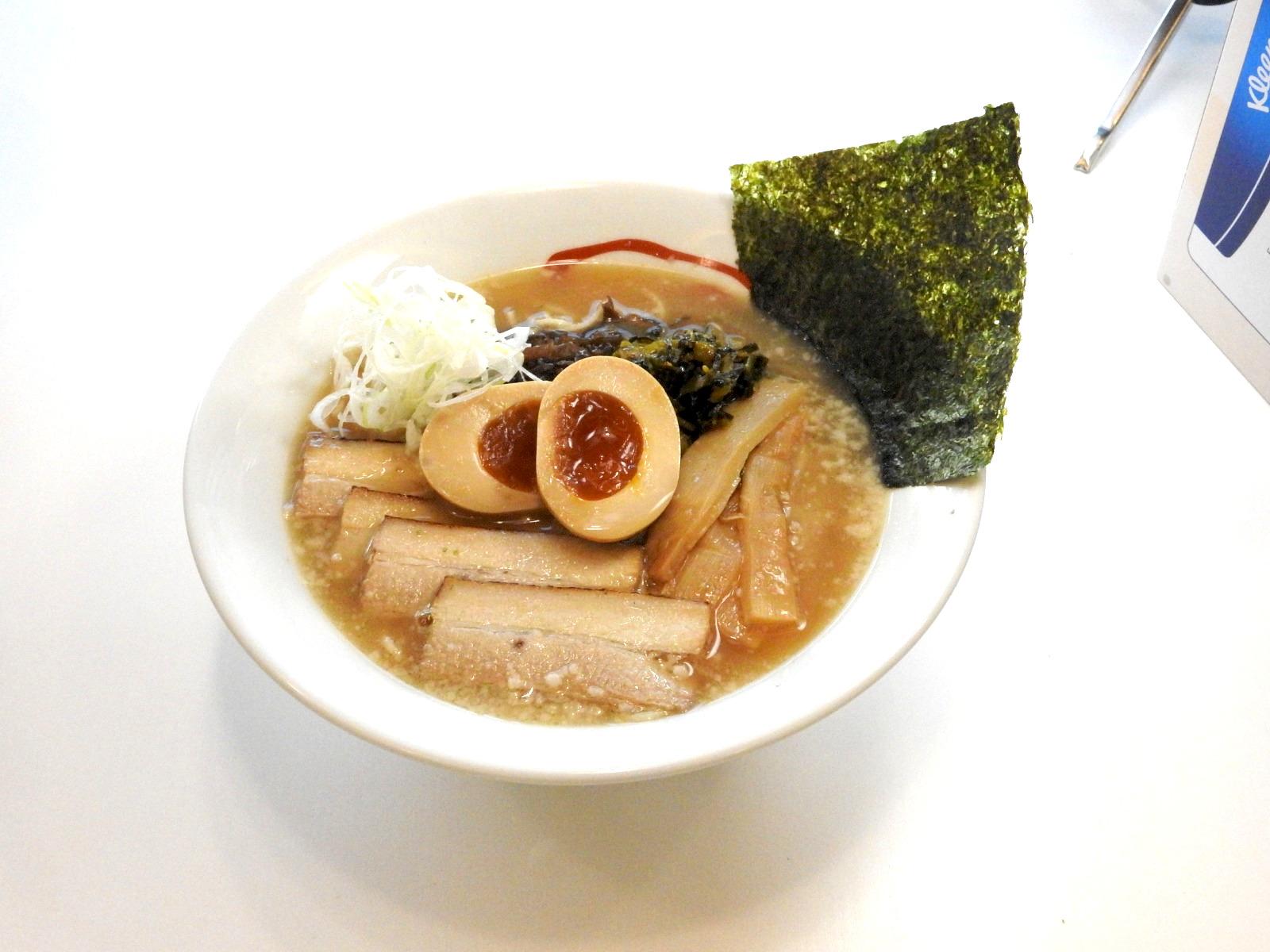 Shoyu Special Ramen