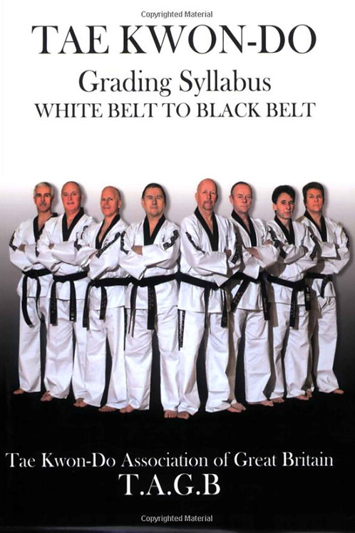 Coloured Belt Training Manual