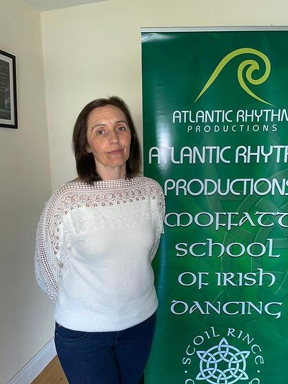 Sheila Moffatt Irish Dance School Founder