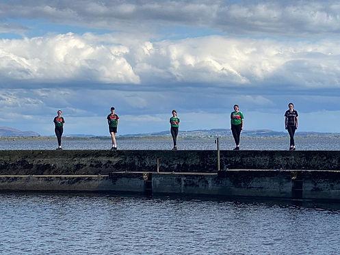 Dancers Mayo Day Loch Conn Crossmolina