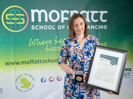 Mayo Irish Dancing School Founder Bags Prestigious Business Accolade