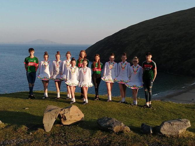 Welcome to Moffatt School of Irish Dance in County Mayo, Ireland
