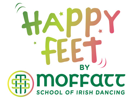 Introducing our NEW Happy Feet Dance & Exercise Program!