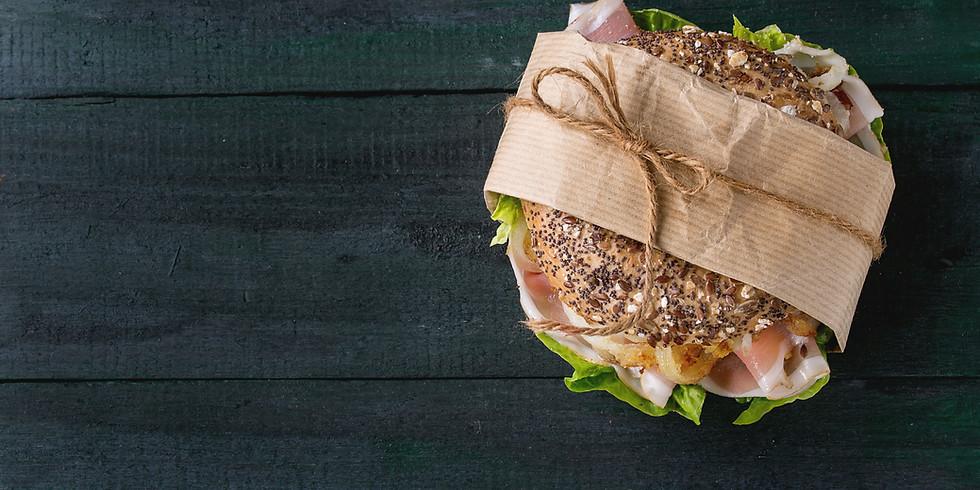 Sandwiches veraniegos (Lunes PROMO)