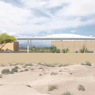Bienvenidos al desierto