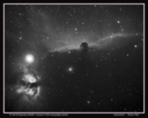 Objet: IC434