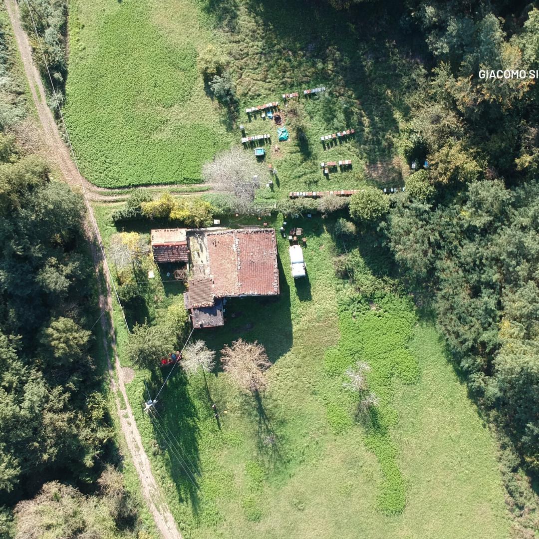 RILIEVO FOTOGRAFICO CON DRONE - SESTA GODANO (SP) - ITALY
