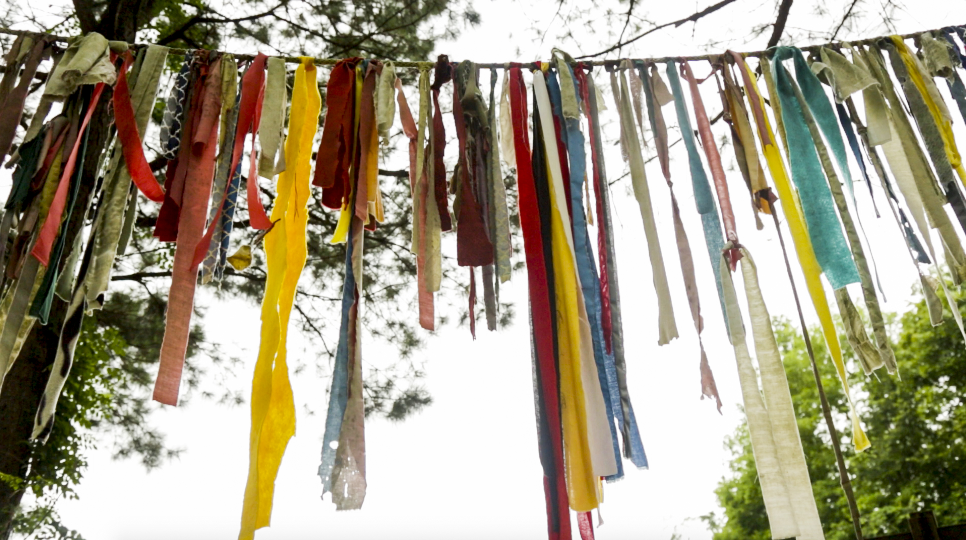 Sacred Way Sanctuary Prayer Flags