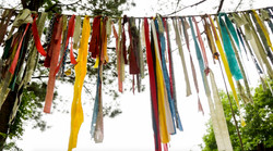 Sacred Way Sanctuary Prayer Flags