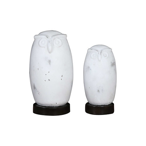 Hoot Figurines (Set of 2)