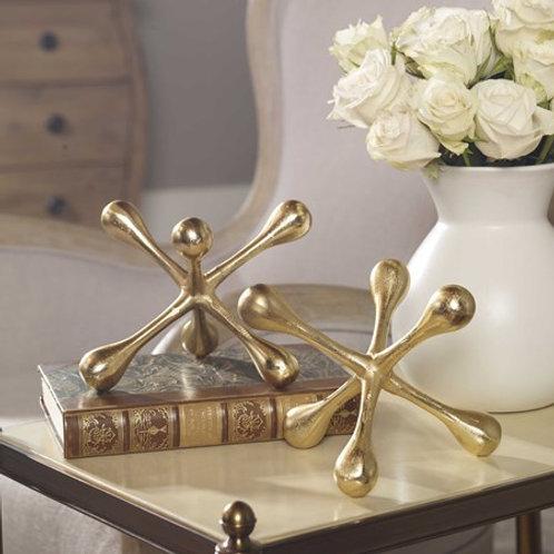 Harlan Objects Brass (Set of 2)