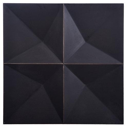 Dallon Wall Plaque, Dark Bronze