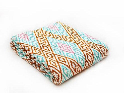 Seek & Swoon - Bella Vista Throw Blanket