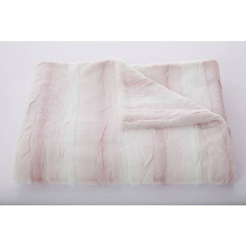 Tourance - Laurant Blush Throw