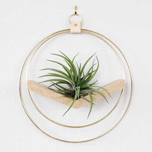 Braid & Wood Design Studio - V Hanger (Large)