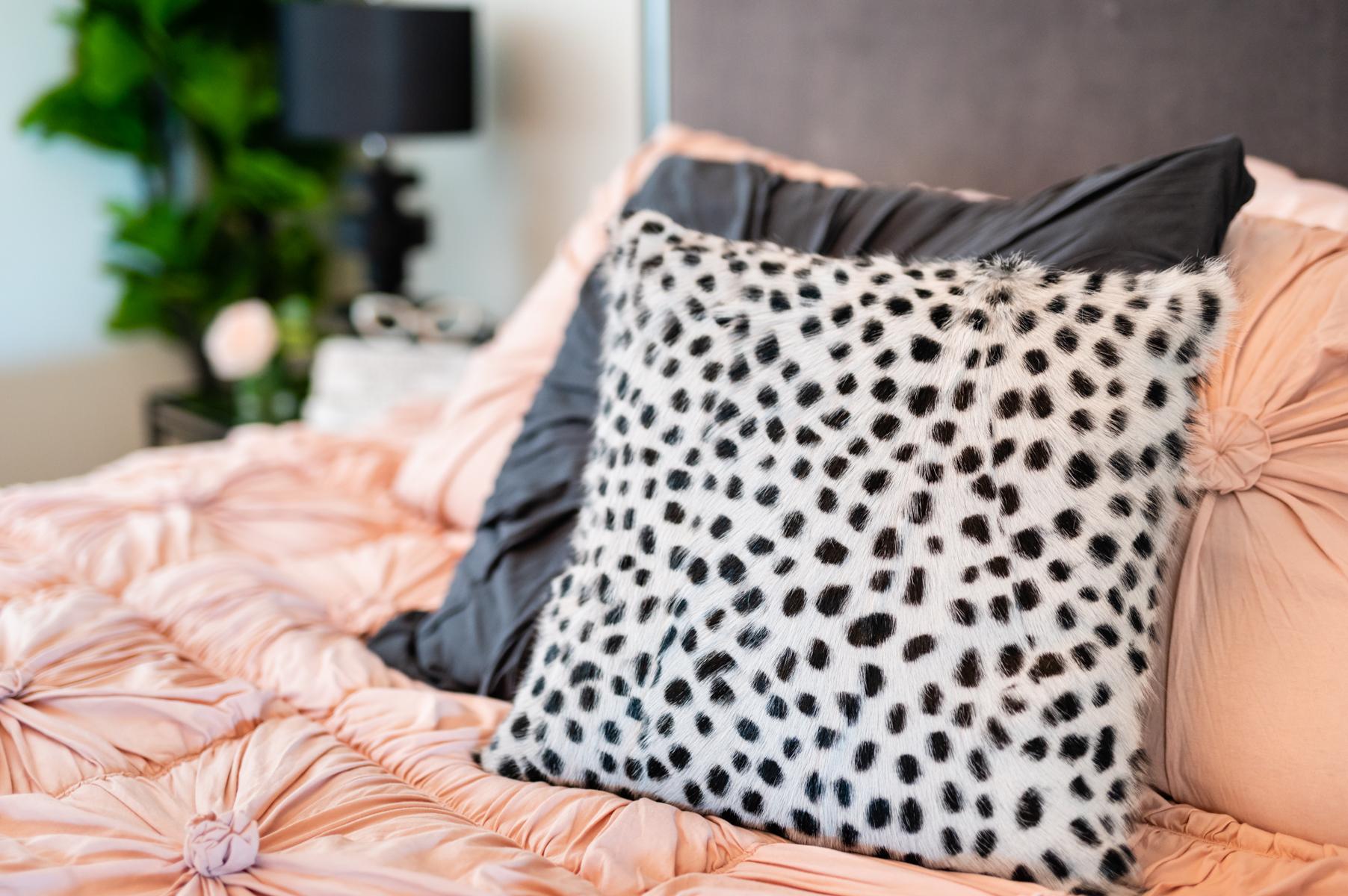 Glam Bedding by Blush Interior Designs, Inc.