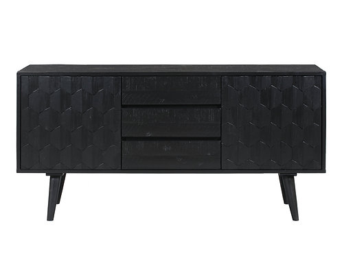 Valentina Buffet, Black