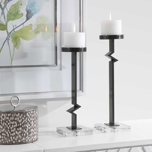 Daelan Candleholders (Set of 2)