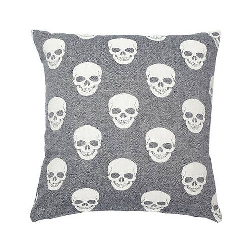 Via Seven - Smiling Skulls Cushion Cover