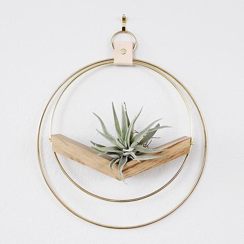 Braid & Wood Design Studio - V Hanger (Small)