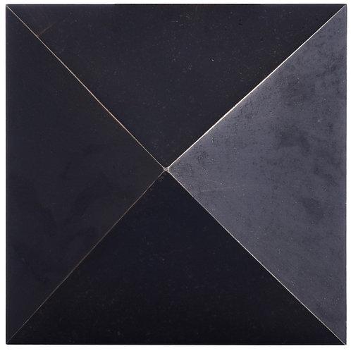 Dash Wall Plaque, Dark Bronze
