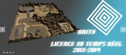 Licence Réalité Virtuelle Le Puy