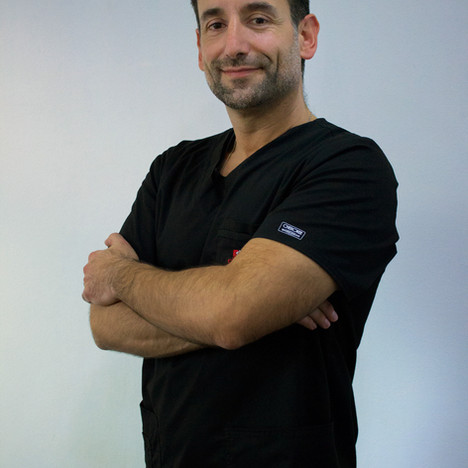 Dr. Daniel Bravo C