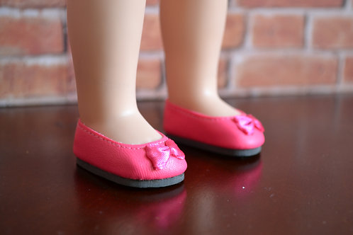 Bow Flats - small doll