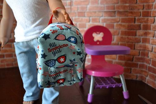 BACKPACK -All American Girl