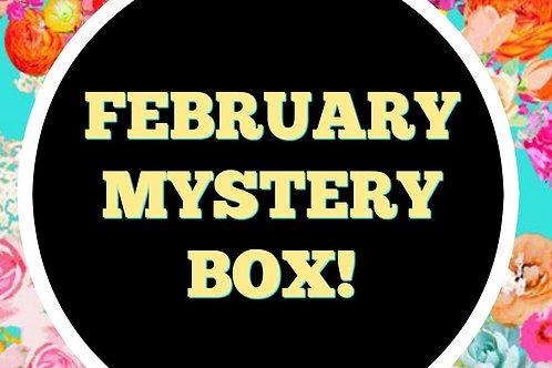 Mystery Box - February