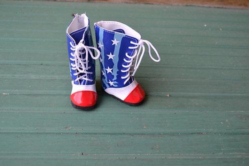 Patriotic Boots