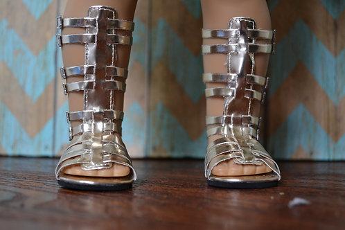 Sophia's® Tall Gladiator Sandals