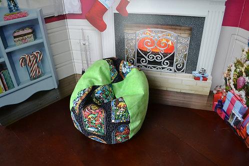 Bean Bag Chair - Video Game Hero