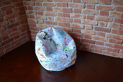 Bean Bag Chair - Stacking Friends Cartoon