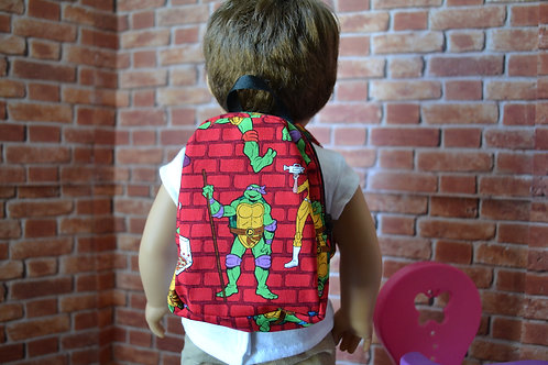 BACKPACK - Comic Hero Turtles
