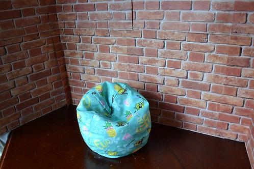 Bean Bag Chair - Pineapple Sponge Boy Cartoon