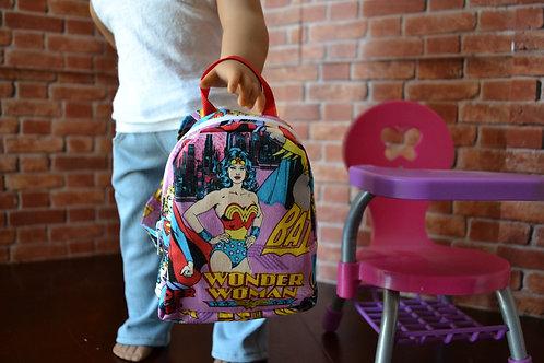 BACKPACK - Super Hero Women
