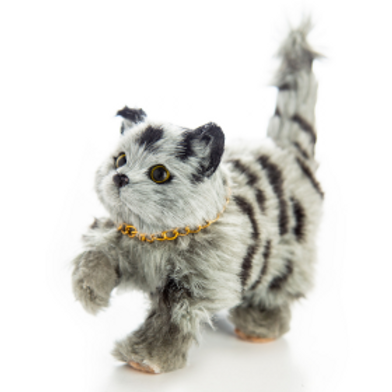 "Grey Coon Kitty, Accessories For 18"" Girl Doll"