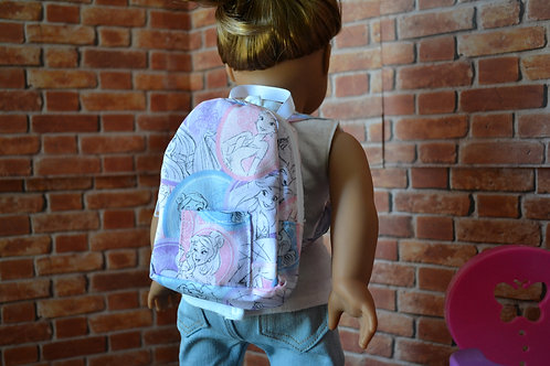 BACKPACK - Pretty Princesses